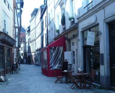 Ateliers d'écriture au Café Librairie Ici & ailleurs au coeur historique de la ville de Rouen