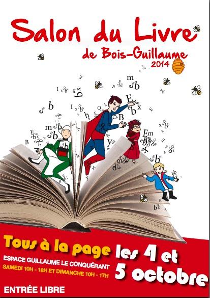 Salon du livre du bois guillaume - Salon du livre troyes ...